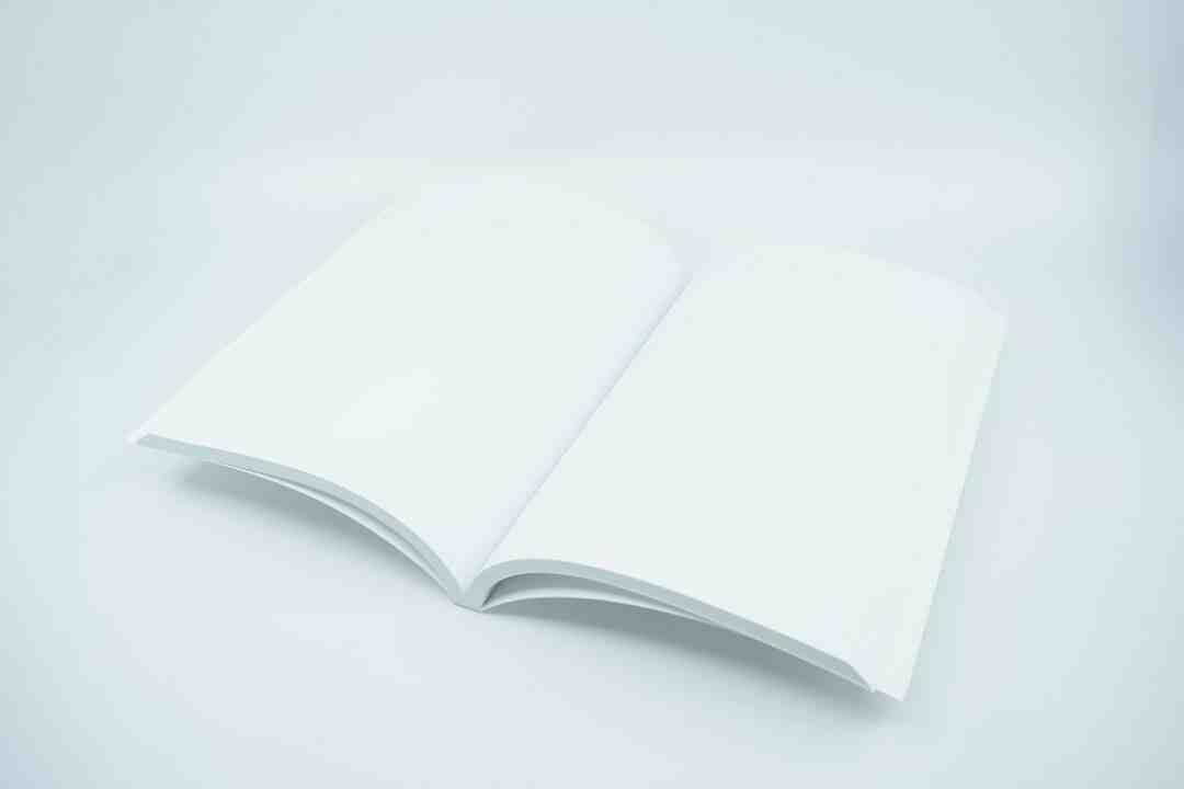 Comment publier un livre blanc ?