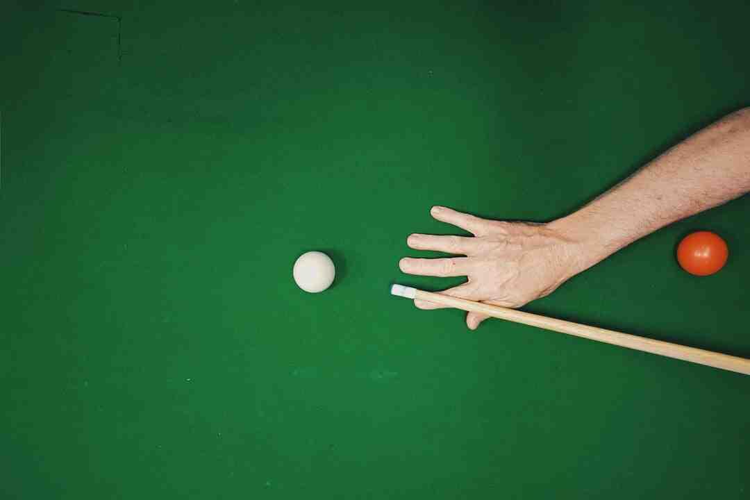 Comment jouer au snooker