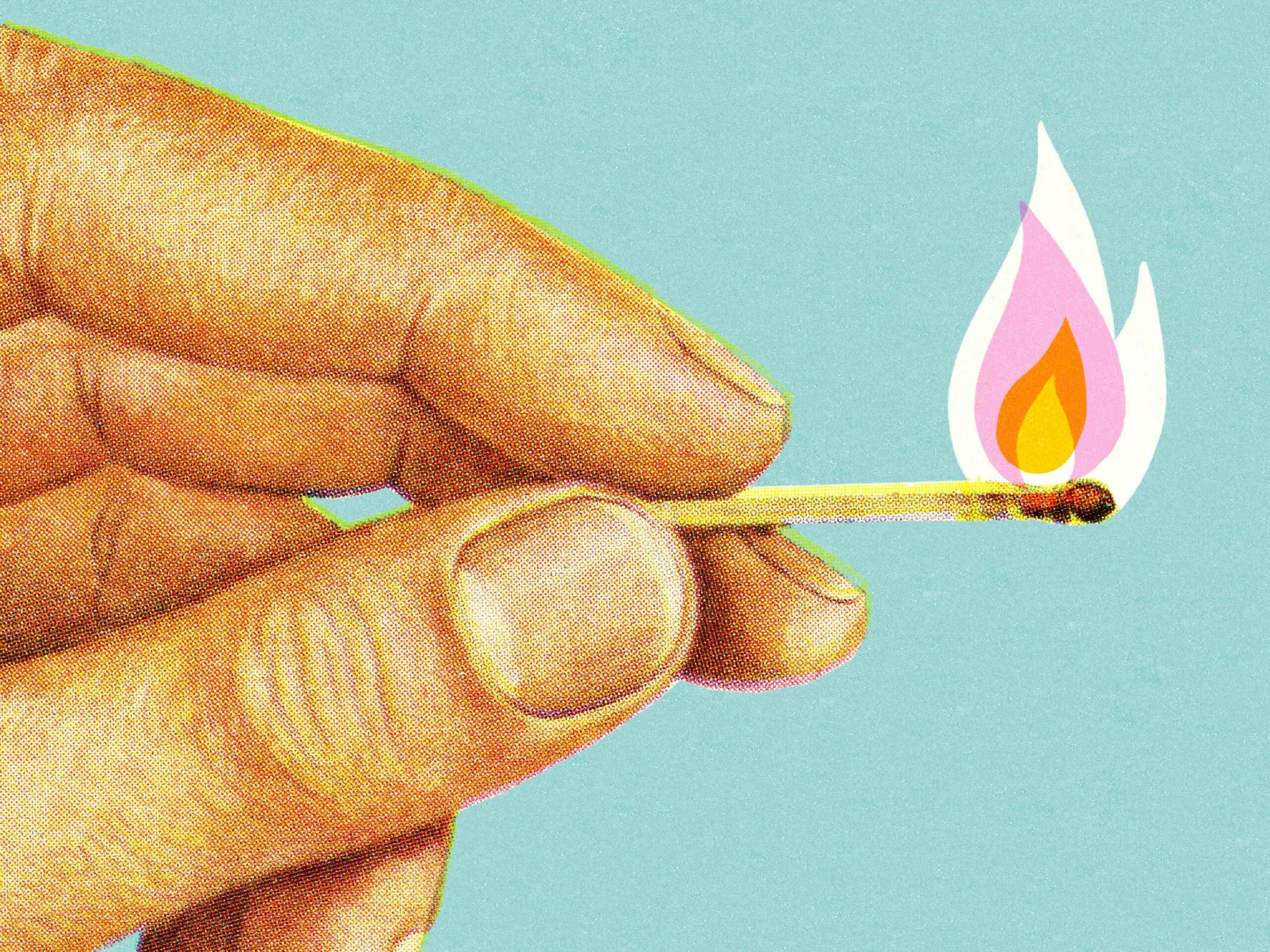 Comment soigner une brûlures