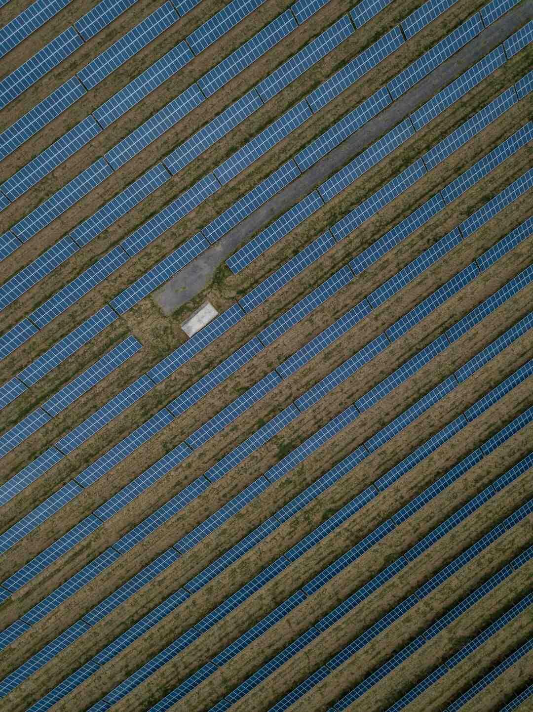 Quelles sont les conditions optimales de fonctionnement d'un capteur photovoltaïque ?