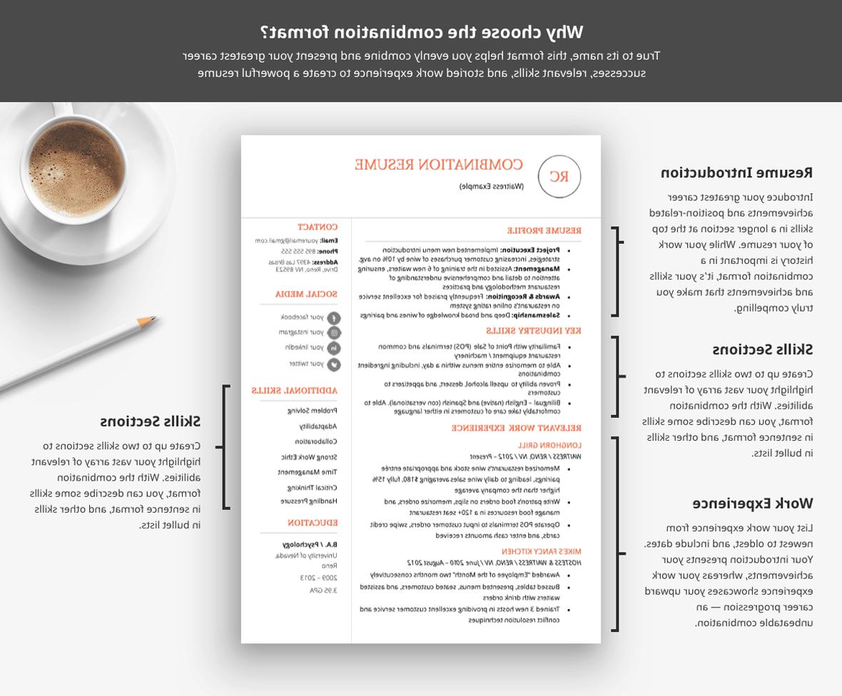 Comment faire un joli CV ?